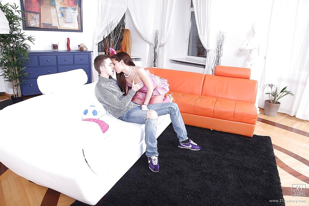 Маркус Дюпре и его очередная анальная подружка. Фото - 1