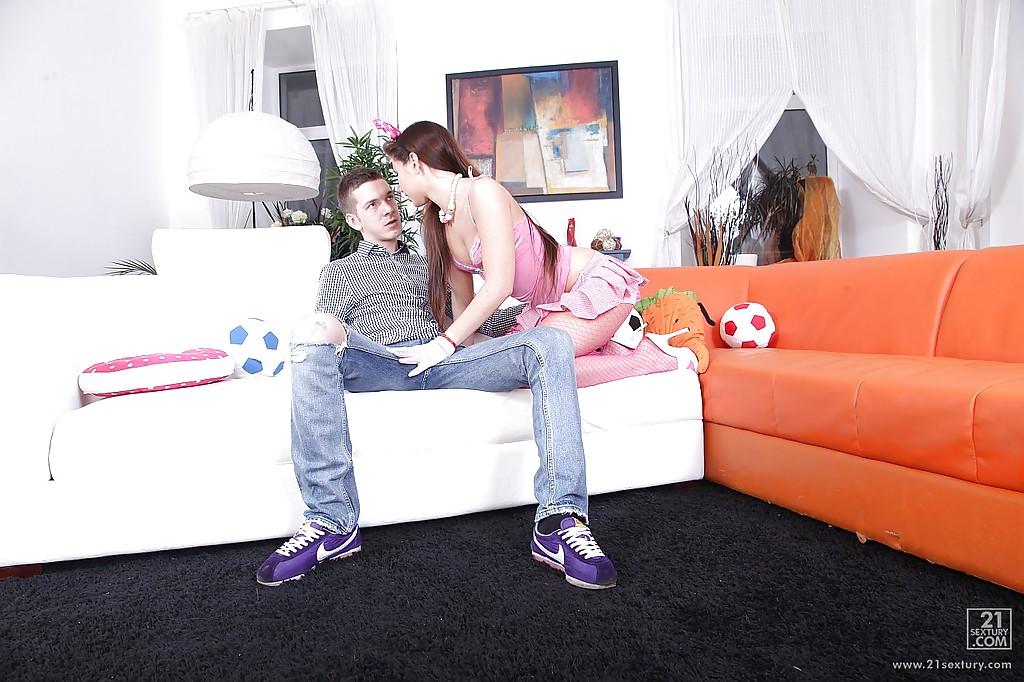 Маркус Дюпре и его очередная анальная подружка. Фото - 2