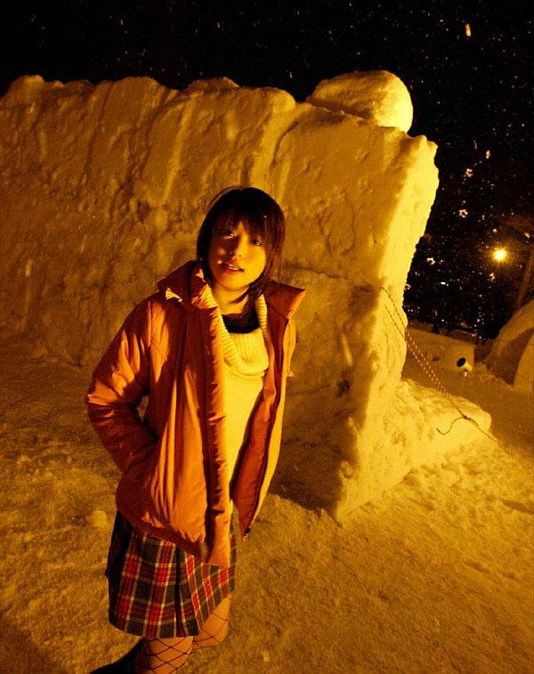Восемнадцатилетняя япошка принимает ванну. Фото - 1