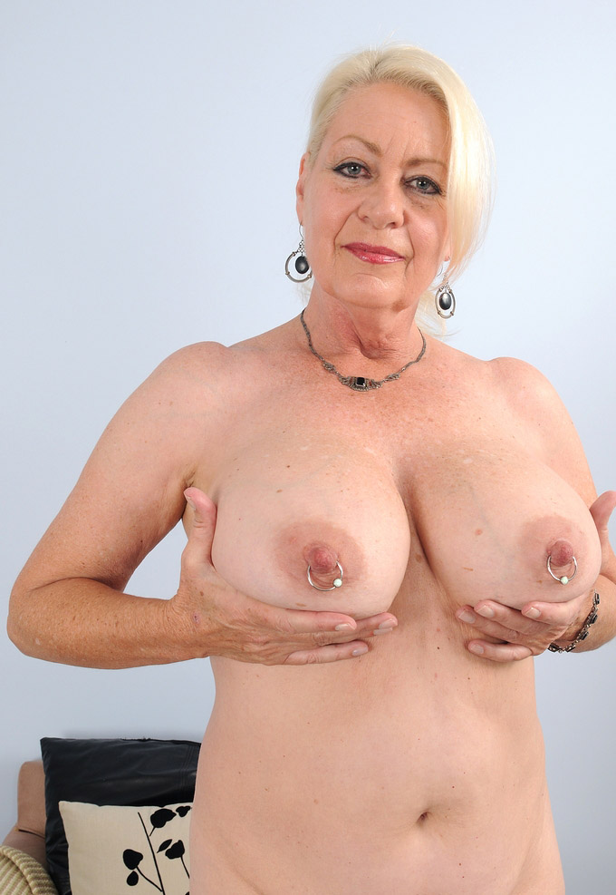Old Lady Boobs