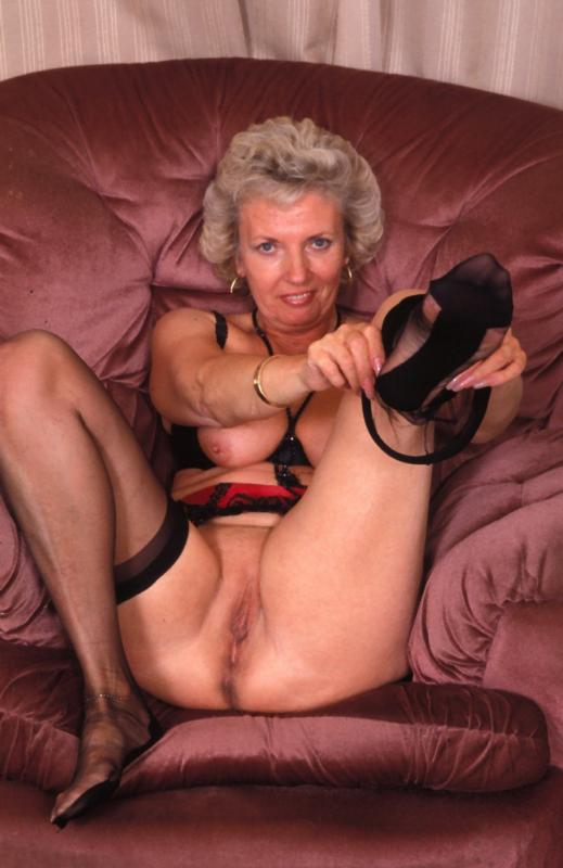 Mature women and grannies. Gallery - 307. Photo - 6