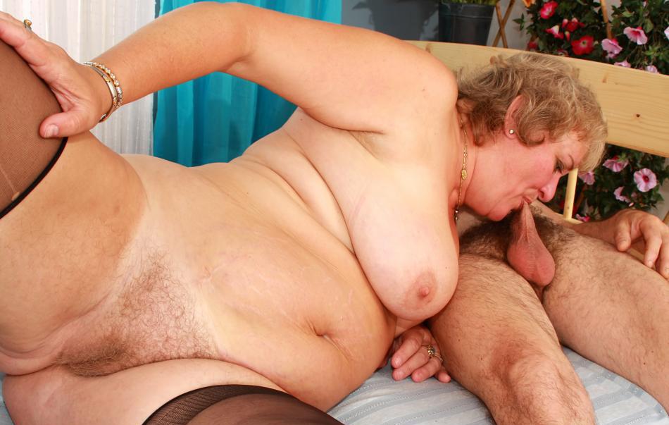 Chubby Boy Fucking Big Busty Fat Granny