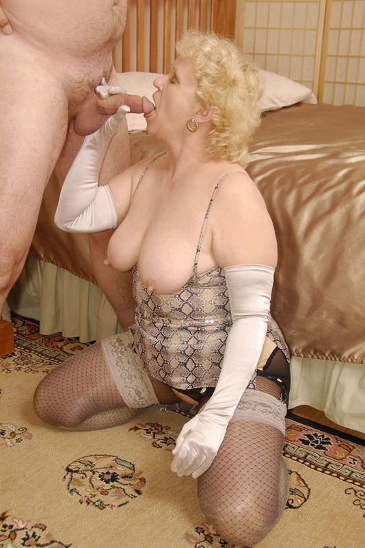 Mature women and grannies. Gallery - 398. Photo - 8
