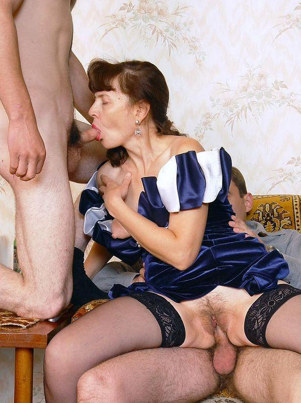 Mature women and grannies. Gallery - 417. Photo - 13