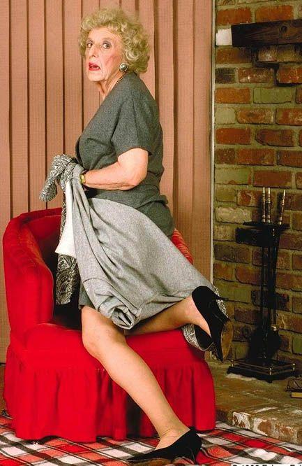 Мандень восьмидесятилетней старухи. Фото - 1