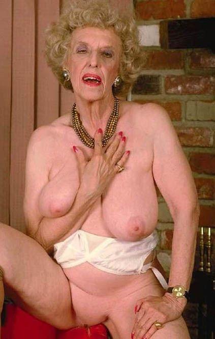 Мандень восьмидесятилетней старухи. Фото - 11