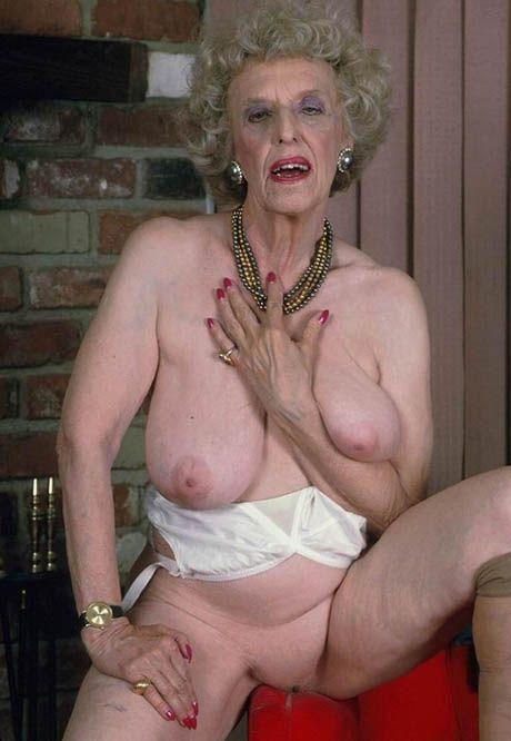 Мандень восьмидесятилетней старухи. Фото - 12