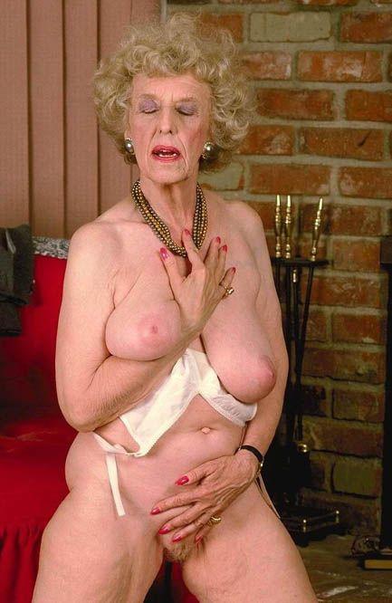 Мандень восьмидесятилетней старухи. Фото - 14