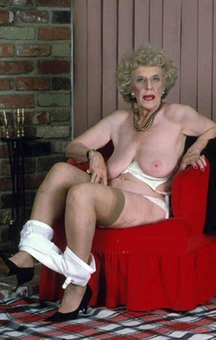 Мандень восьмидесятилетней старухи. Фото - 15