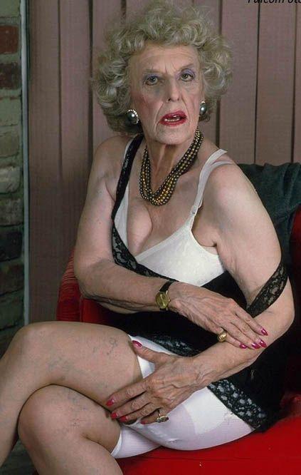 Мандень восьмидесятилетней старухи. Фото - 2