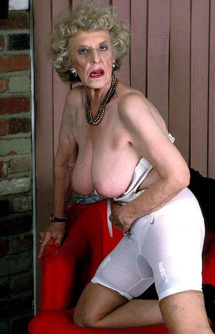 Мандень восьмидесятилетней старухи. Фото - 3