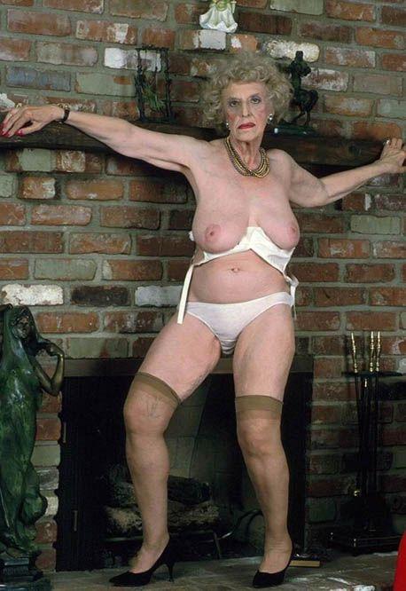 Мандень восьмидесятилетней старухи. Фото - 4