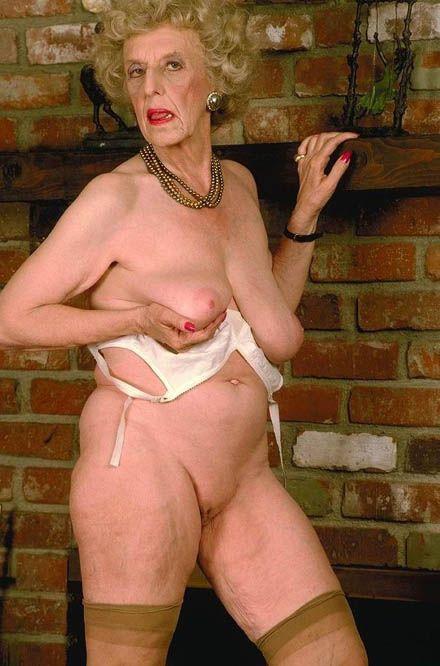 Мандень восьмидесятилетней старухи. Фото - 5