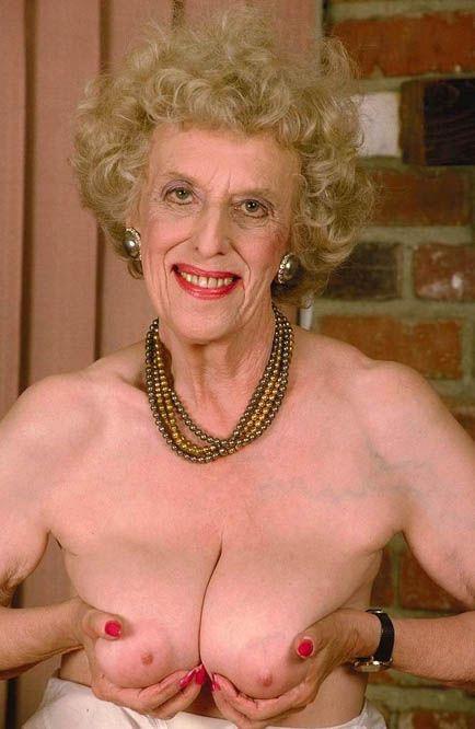 Мандень восьмидесятилетней старухи. Фото - 7
