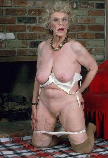 Мандень восьмидесятилетней старухи. Фото - 8