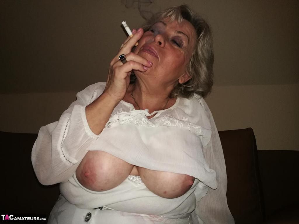 Granny sex nightgown