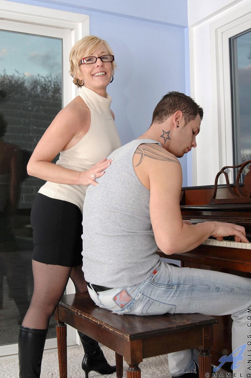 Матура и пианист