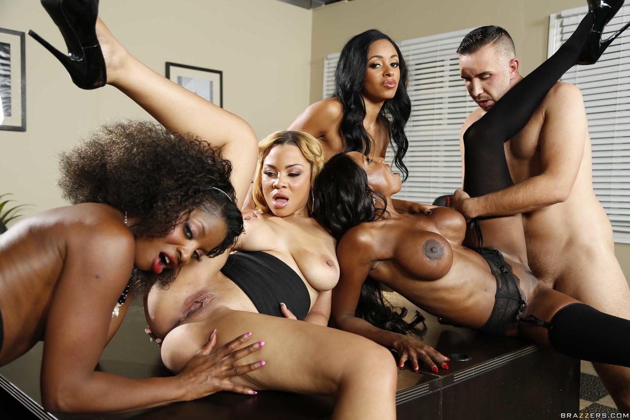 Ebony and black porn. Gallery - 1049. Photo - 10