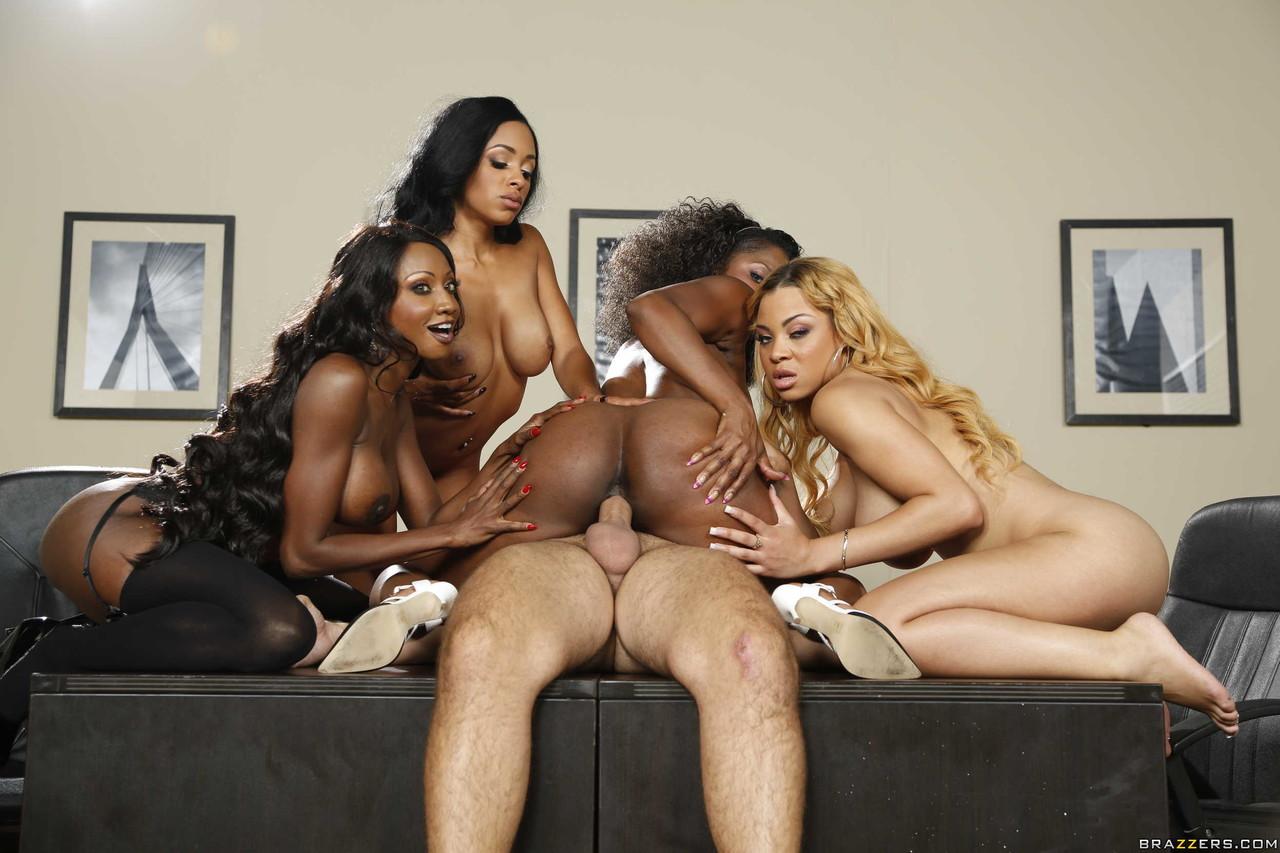 Ebony and black porn. Gallery - 1049. Photo - 17
