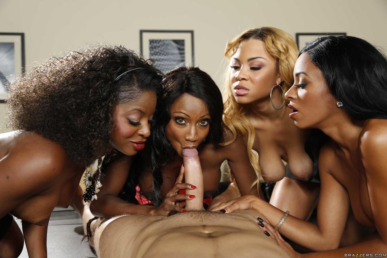 Ebony and black porn. Gallery - 1049. Photo - 6