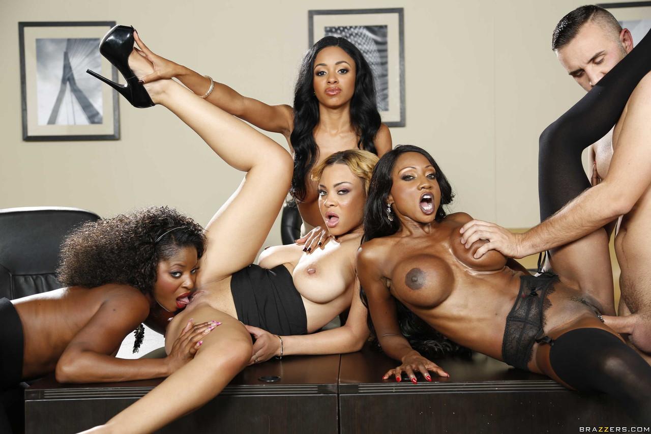 Ebony and black porn. Gallery - 1049. Photo - 9