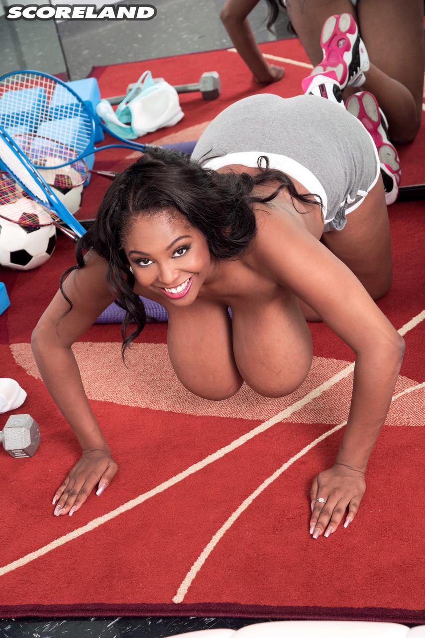 Ebony and black porn. Gallery - 1083. Photo - 9