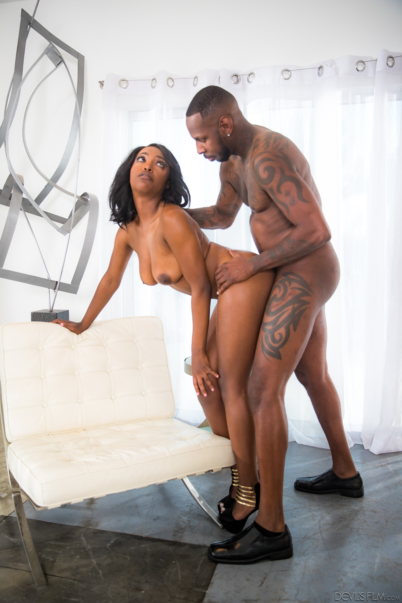 Ebony and black porn. Gallery - 1160. Photo - 10