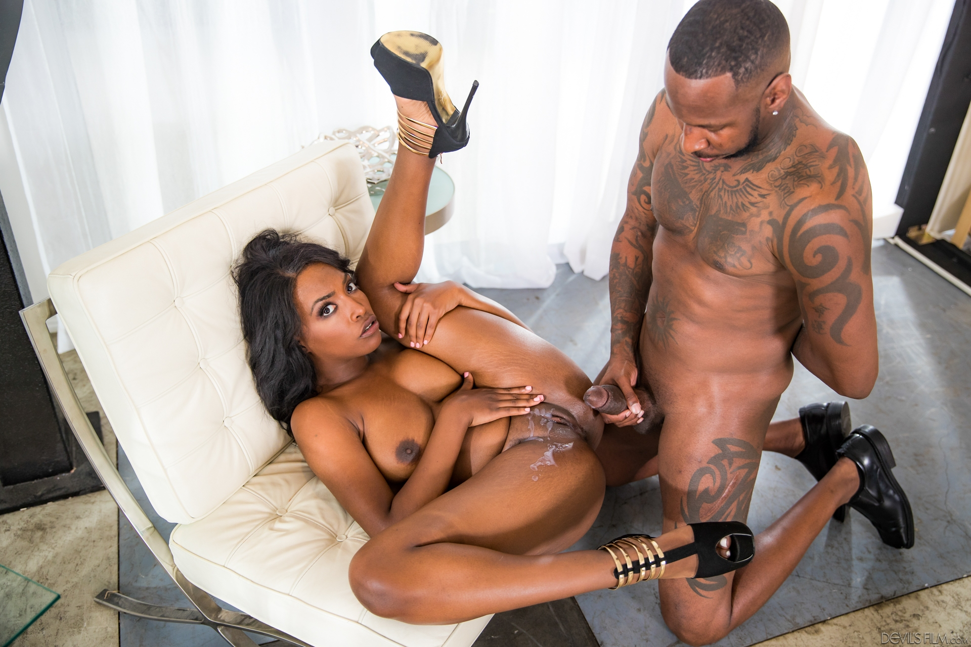 Ebony and black porn. Gallery - 1160. Photo - 15