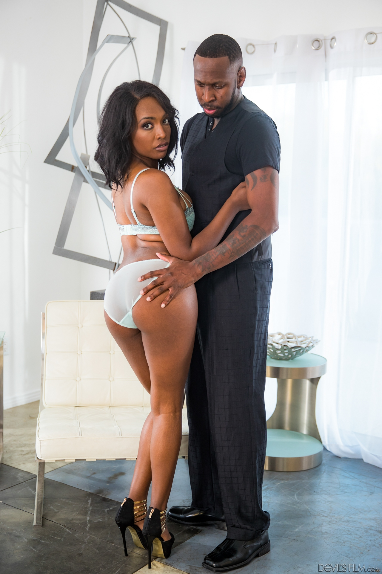 Ebony and black porn. Gallery - 1160. Photo - 3