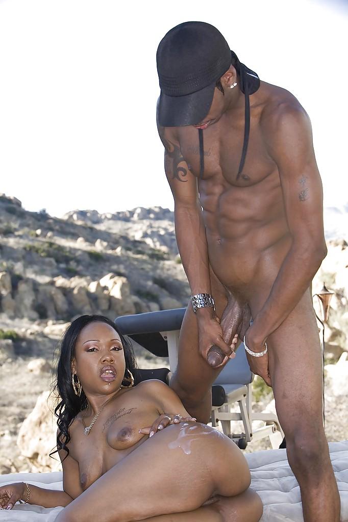Ebony and black porn. Gallery - 1224. Photo - 15