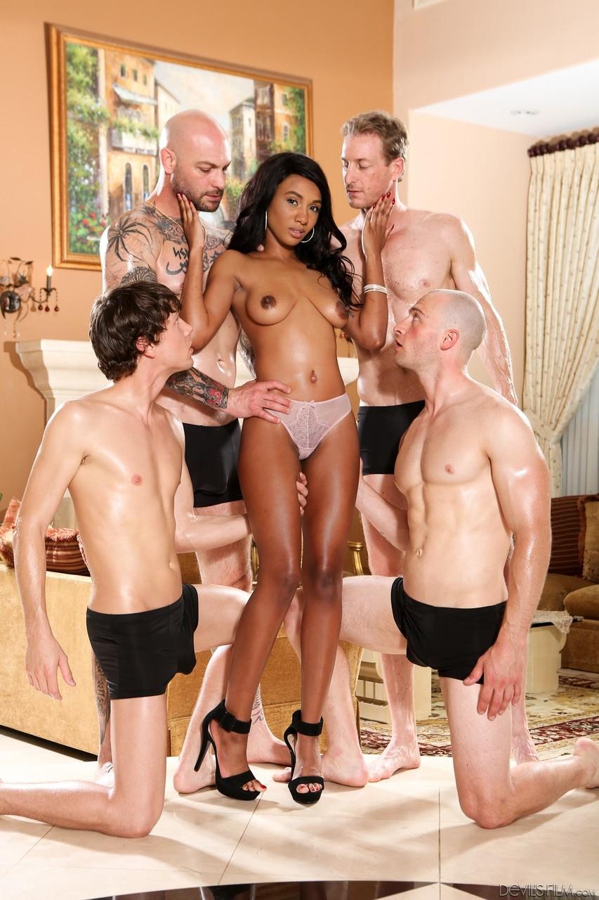 Ebony and black porn. Gallery - 1248. Photo - 2