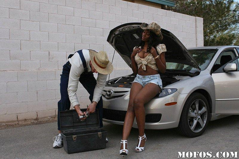 Ebony and black porn. Gallery - 253. Photo - 4