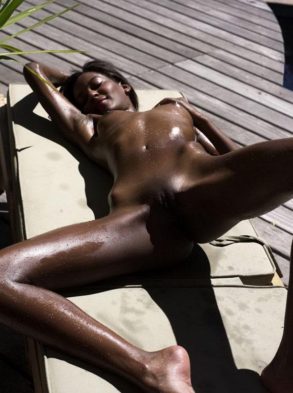 Ebony and black porn. Gallery - 266. Photo - 13