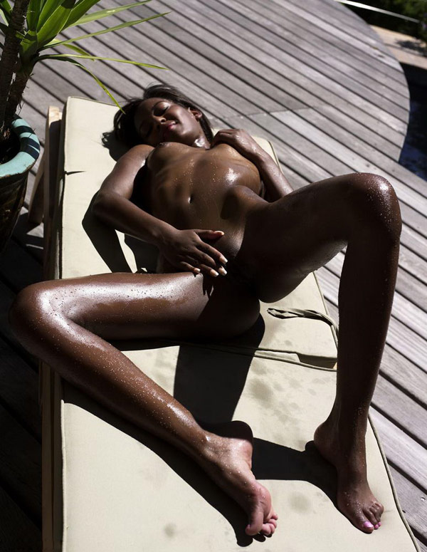 Ebony and black porn. Gallery - 266. Photo - 14