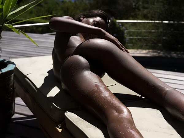 Ebony and black porn. Gallery - 266. Photo - 16