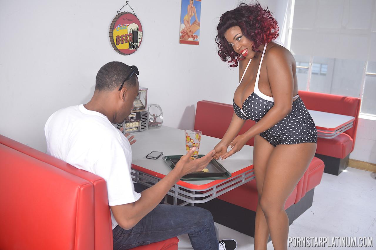 Ebony and black porn. Gallery - 371. Photo - 3