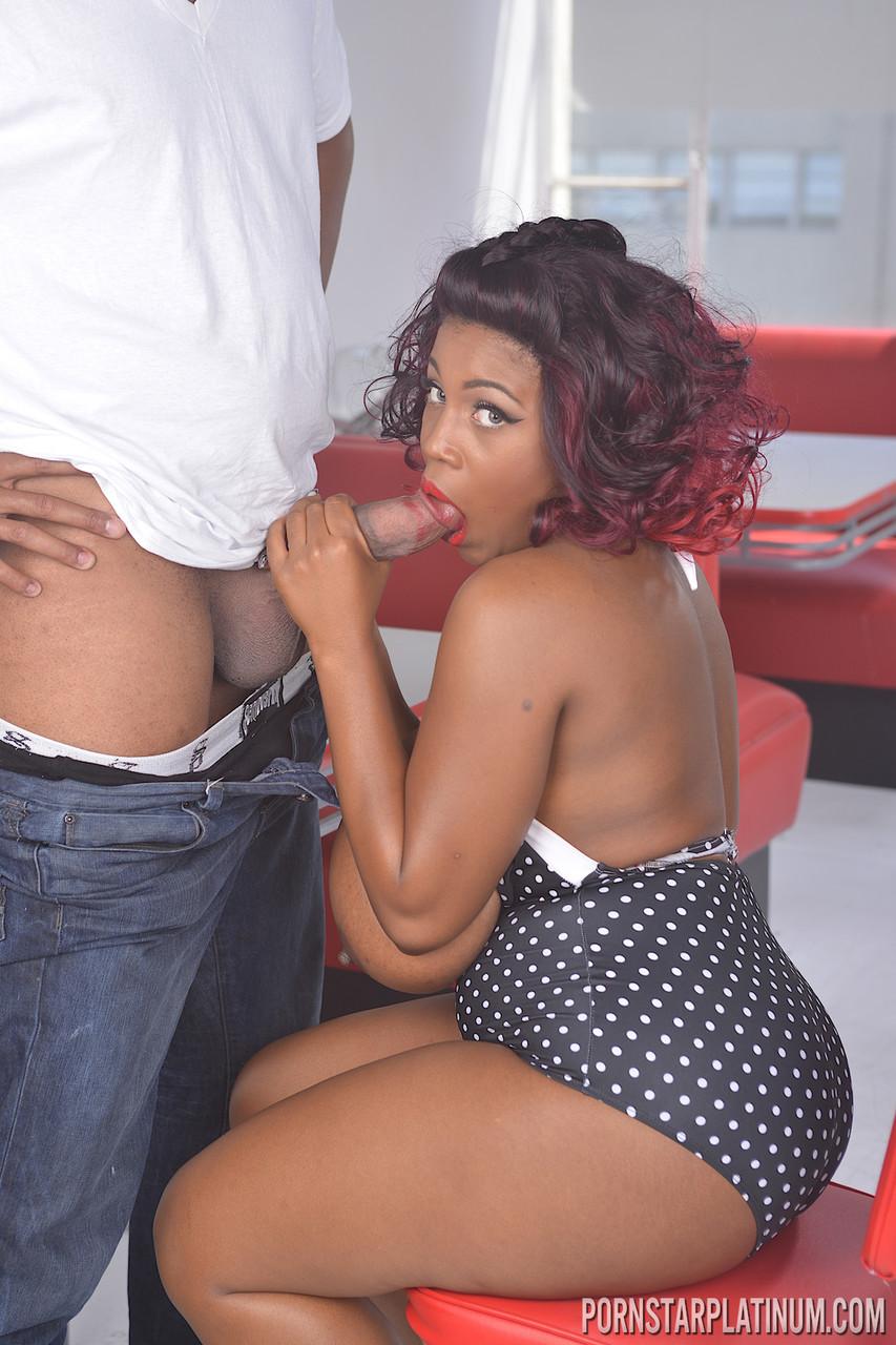 Ebony and black porn. Gallery - 371. Photo - 6
