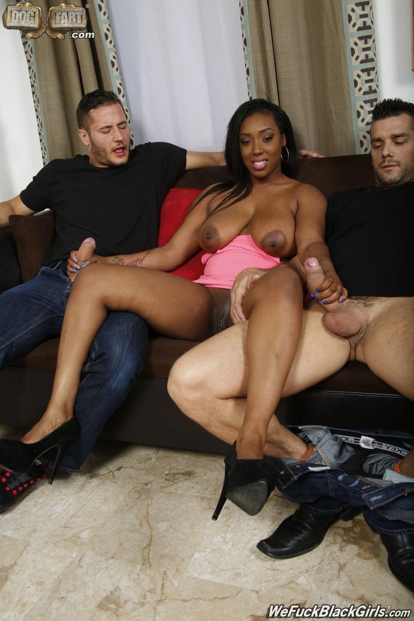 Ebony and black porn. Gallery - 554. Photo - 5