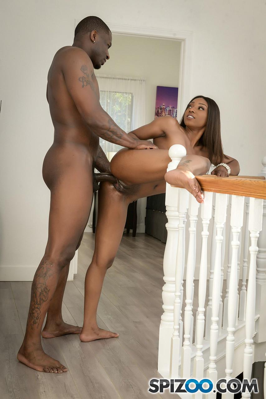 Ebony and black porn. Gallery - 595. Photo - 7