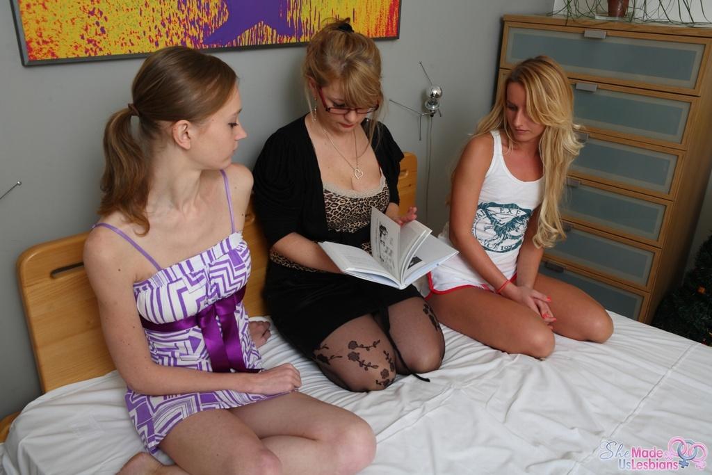 Lesbian porn. Gallery - 1185. Photo - 3