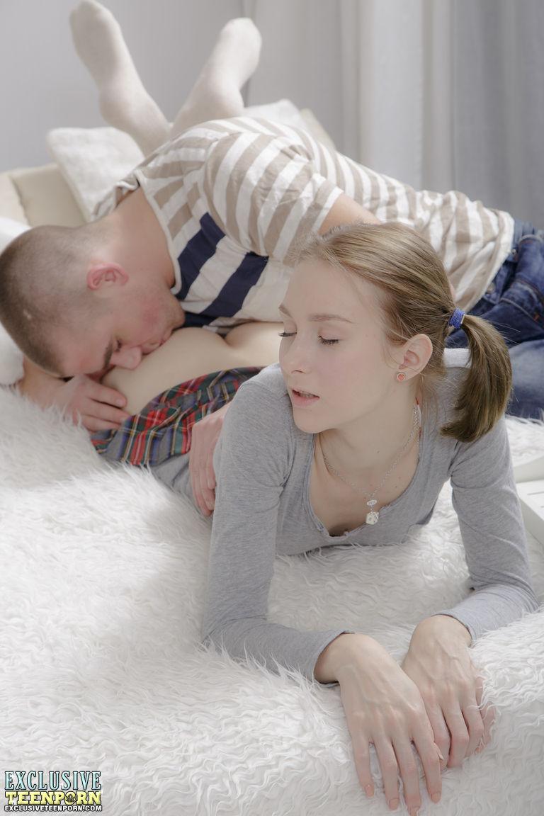 Фото полового акта молодых. Фото - 3