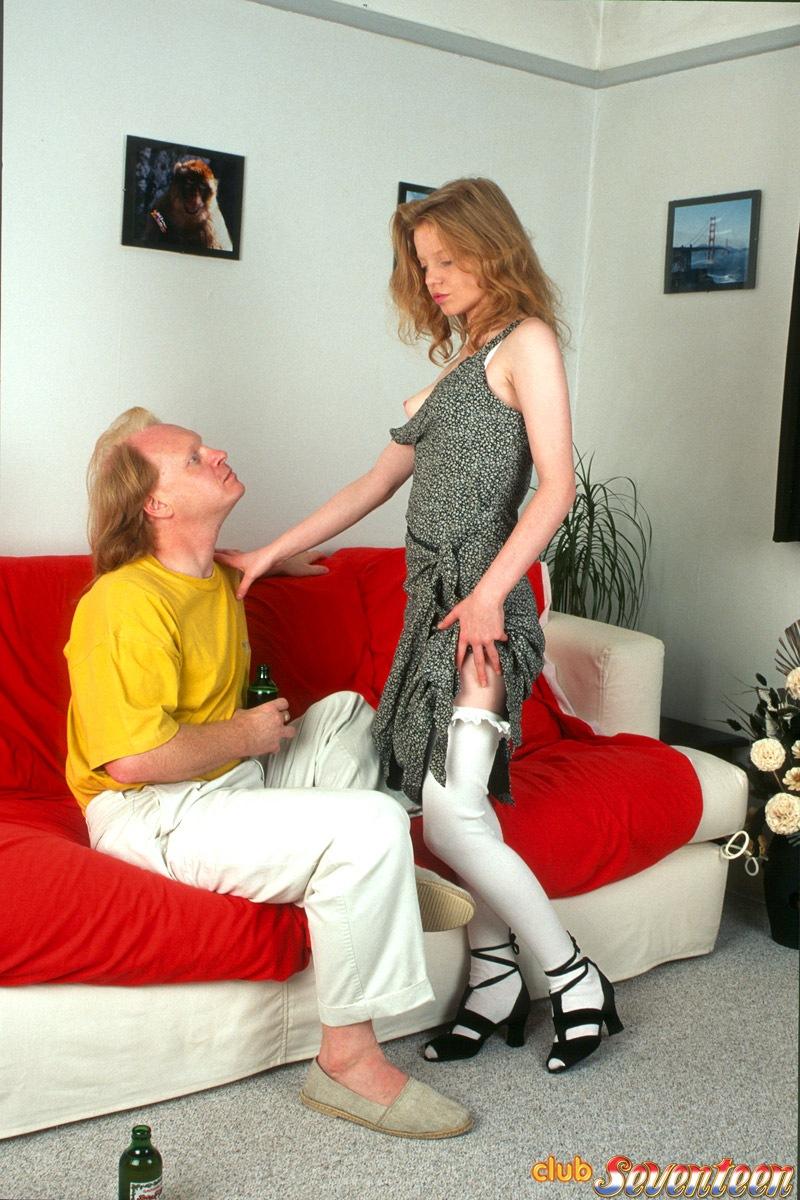 Нимфетка и отчим