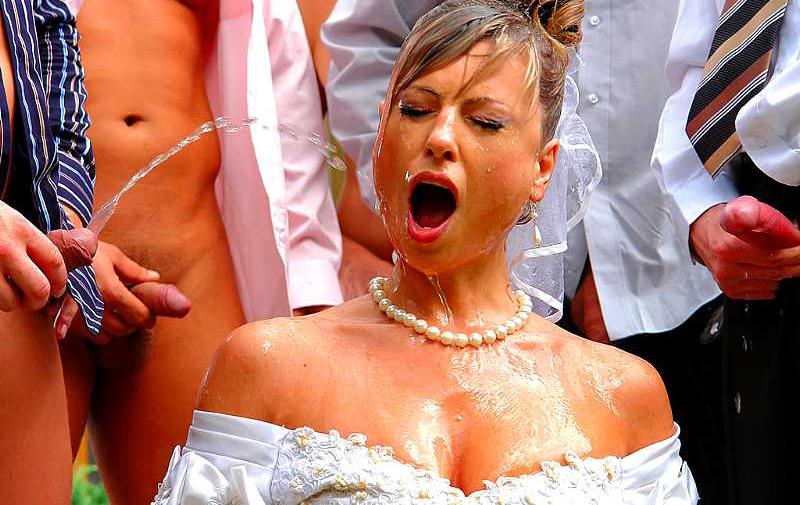 Секс На Свадьбе