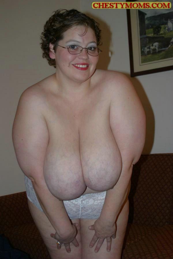 Зрелая тучная телка хочет чтобы ее трахнули. Фото - 14
