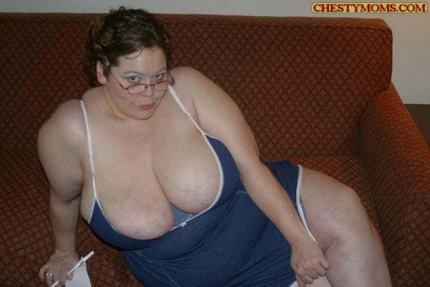 Зрелая тучная телка хочет чтобы ее трахнули. Фото - 4