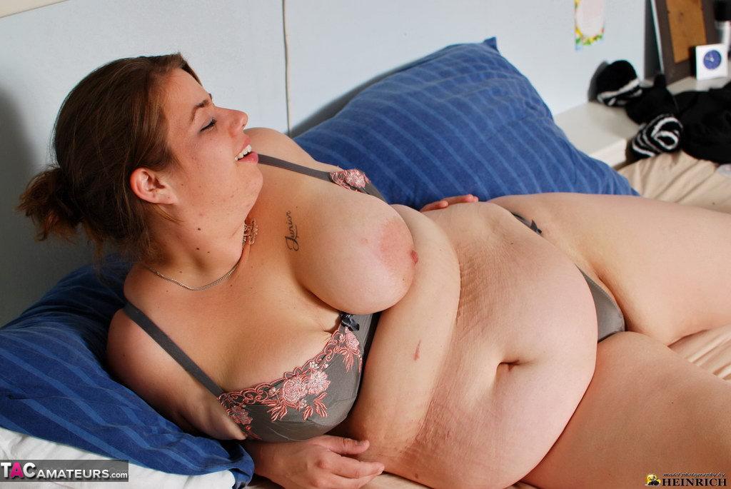 Жирная девушка. Фото - 10