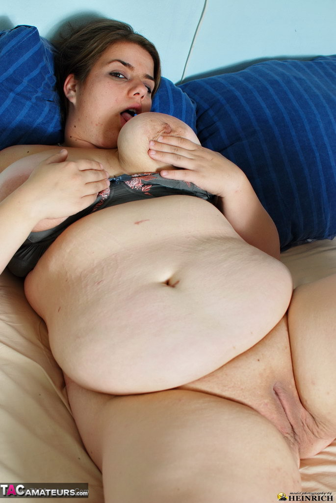 Жирная девушка. Фото - 19