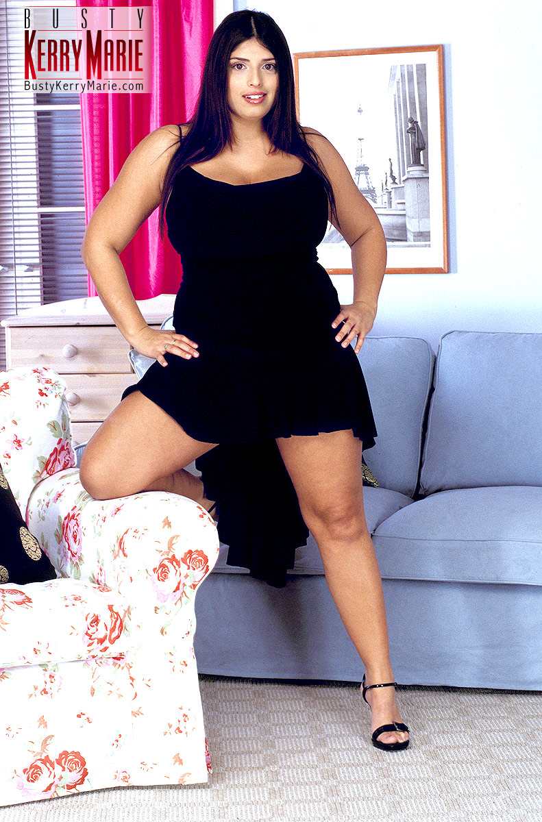 Busty Kerry Marie