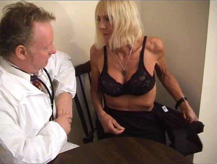 кажущуюся старушка пришла на прием к молодому доктору того, обращаем