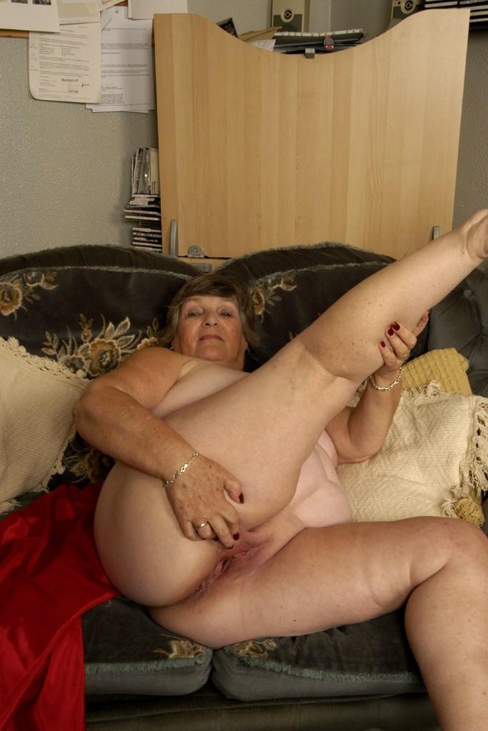 Порно полных пожилых женщин любительские съемки #6